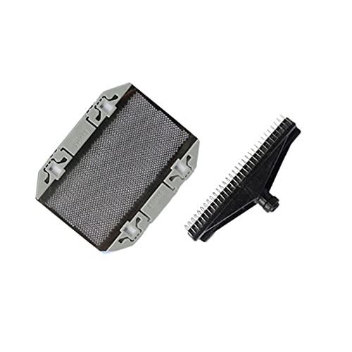 LEILEI Stlei Store Cortador Interno de Cuchillas + máquina de lámina de afeitadora para Panasonic ES9943 ES3800 ES3830 ES3831 ES3832 ES-SA40 SA-40 ES-RC40 Malla de Rejilla de Afeitar
