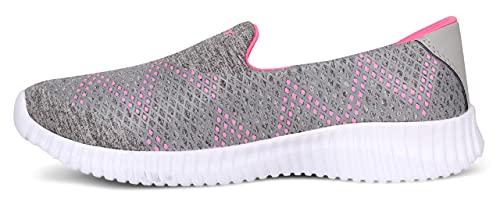 Sparx Women's Sx0123l Grey Loafers-5 UK (SL123_GYPK005)