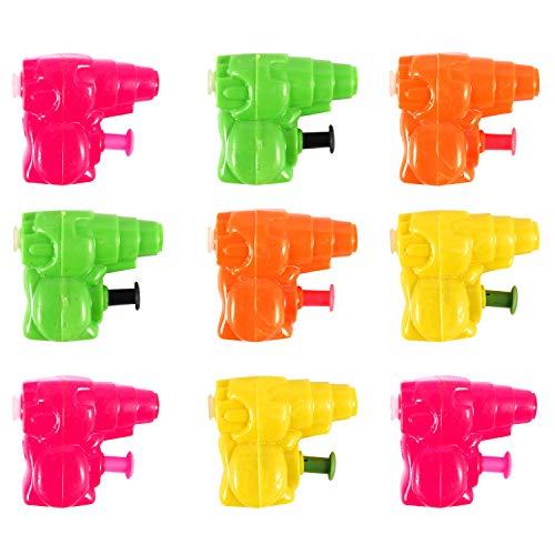 Mini Wasserpistole - 24 Stück Großpackung
