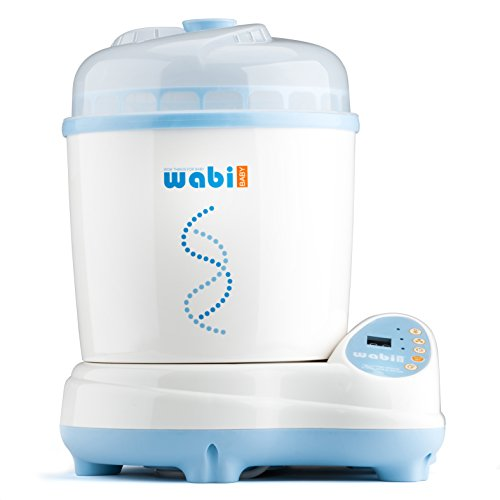 Product Image of the Wabi Baby Electric Steam Sterilizer and Dryer Plus Version