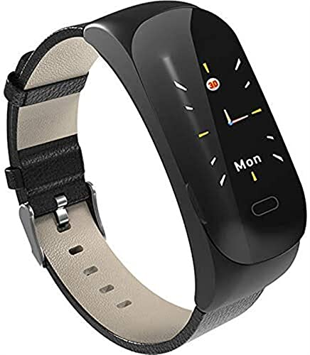 2 en 1 Pulsera Monitor de Ritmo cardíaco Deportes Smart Watch Band Passometer Fitness Tracker SmartWatch Bluetooth Headset Talk