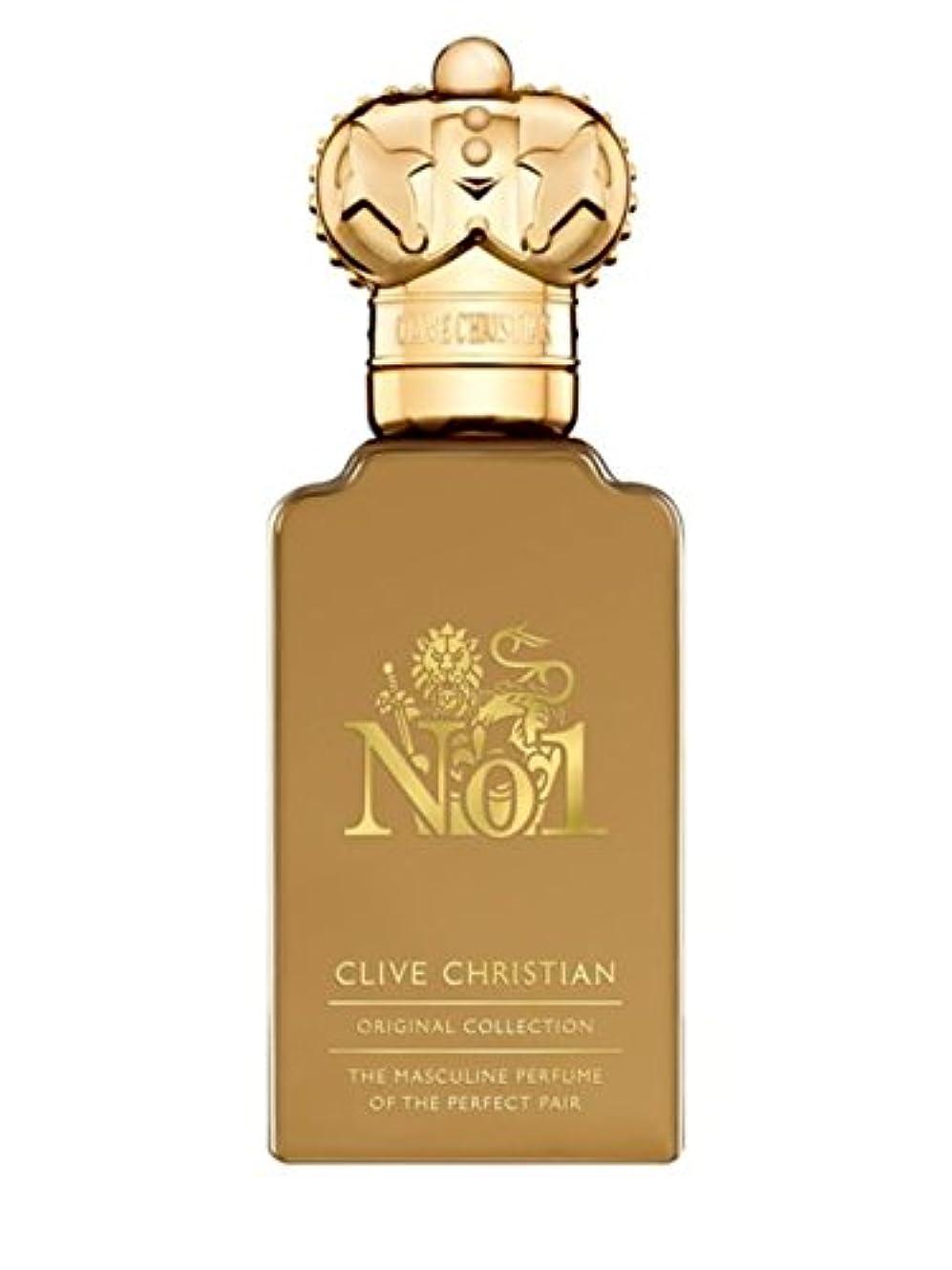 居間消費者リングClive Christian No 1 (クライブ クリスチャン ナンバーワン) 1.6 oz (48ml) Perfume Spray for Men