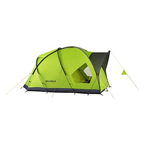 SALEWA Unisex Zelt Alpine Hut III, Cactus/Grey, One Size