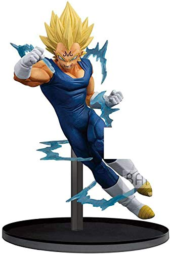 Banpresto Dragon Ball Z Dokkan Battle Collab-Majin Vegeta-, Multiple Colors