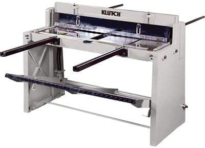 OFFer Klutch Deluxe Foot Sheet 52in.L Shear Max 88% OFF - Metal