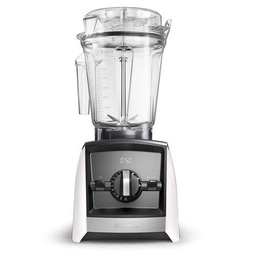 Vitamix A2500i ASCENT Series Standmixer, 100% Tritan-Kunststoff (BPA-frei), 2 liters, weiß