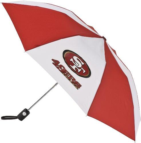 NFL San Francisco 49ers Auto Folding Umbrella