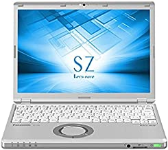 【4年保証】Panasonic Let`s note CF-SZ6RDAVS Windows10 Pro 64bit Core i5 Lバッテリー標準搭載 12.1型液晶ノートパソコン
