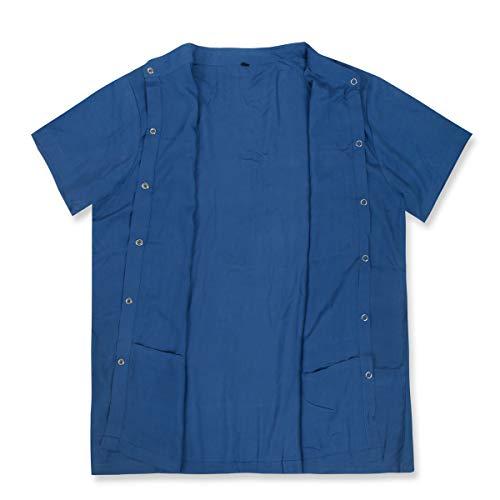 AH&B Post Mastectomy Surgery Recovery Shirt with Drainage Pocket