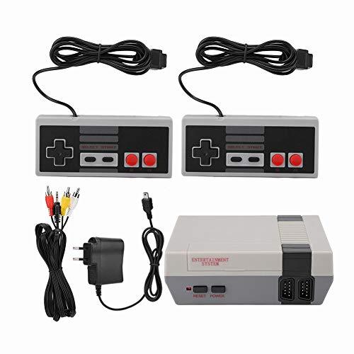 Game Controller, klassisches Spielgerät Retro Portable Game Console, für Erwachsene Mädchen Jungen(European Standard 100-240V)