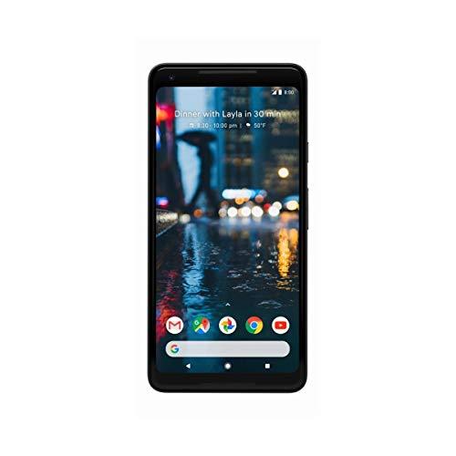 Google Pixel 2 XL GA00125-DE  15,2 cm (6') 4 GB 64 GB SIM singola 4G Nero 3520 mAh