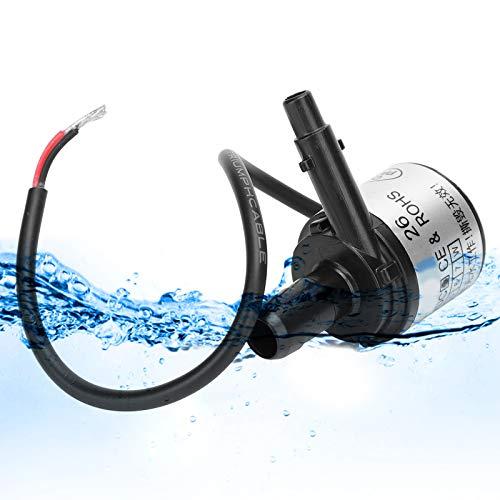 Tauchpumpe DC12V Ultra Leise für die Wasserzirkulation für Teich