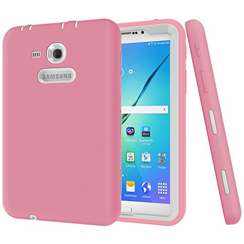 Beimu 3-in-1 Schutzhülle für Galaxy Tab 3 Lite 7.0 SM-T113 und Tab 3 Lite T110 / T111
