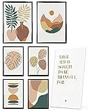 Heimlich® Premium Poster Set OHNE Bilderrahmen |