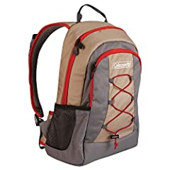 INSULATION: Main compartment keeps contents cold and prevents leaks with heat-welded seams CAPACITY: Holds up to 28 cans EASY TO CARRY: Backpack design with adjustable padded straps for maximum comfort EXTRA STORAGE: Large front pocket for quick acce...