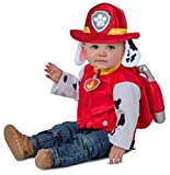 Nickelodeon Paw Patrol Marshall Child Costume 12/18M