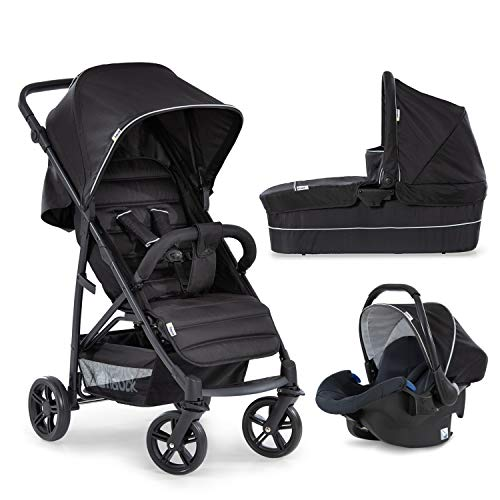 Hauck Rapid 4 Plus Trio Set, 3-in-1 Travel System with...
