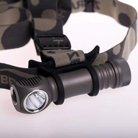 Zebralight H600d Mk IV 18650 XHP50.2 5000K High CRI Headlamp