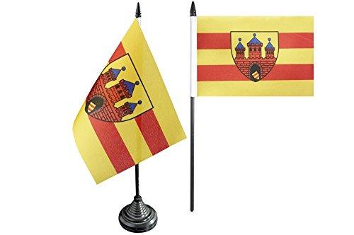 Flaggenfritze® Tischflagge Deutschland Stadt Oldenburg - 10 x 15 cm