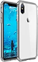 Spada iPhone X Slim Fit Kılıf, Şeffaf