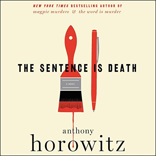 The Sentence Is Death     A Novel              By:                                                                                                                                 Anthony Horowitz                               Narrated by:                                                                                                                                 Rory Kinnear                      Length: 8 hrs and 45 mins     Not rated yet     Overall 0.0