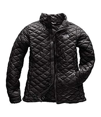 The North Face Women Thermoball Full Zip - TNF Black - M by The North Face