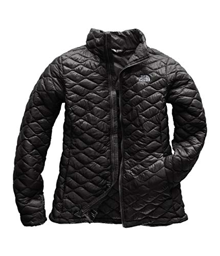 The North Face Women Thermoball Full Zip - TNF Black - XS