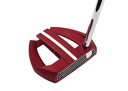Odyssey 2018 Red Putters, Marxman, Superstroke Slim 2.0, 34' Shaft, Right Hand