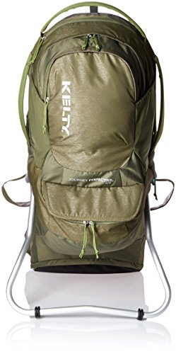 Kelty Journey Perfectfit Elite Child Carrier, Moss Green