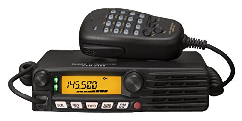 New Yaesu Original FTM-3100R 144 MHz Analog Single Band Rugged 65W Mobile Transceiver - 3 Year Manufacturer Warranty.