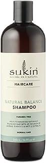 Sukin - Natural Balance Shampoo for Normal Hair (500ml)