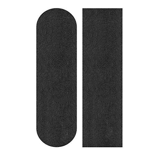 JEOLVP 33,1 x 9,1 Zoll Sport Outdoor Longboard Griffband Green Willow Soft Long Branches Print Wasserdichtes süßes Skateboard Griffband für Tanzbrett Double Rocker Board Deck 1 Blatt