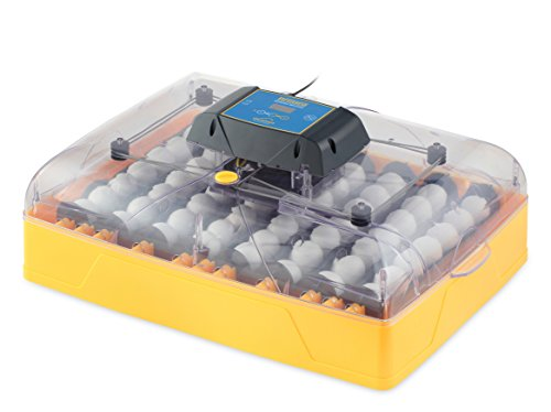 Brinsea Products USAG46C Ovation 56 Advance Automatic Egg Incubator with Humidity Display, One Size
