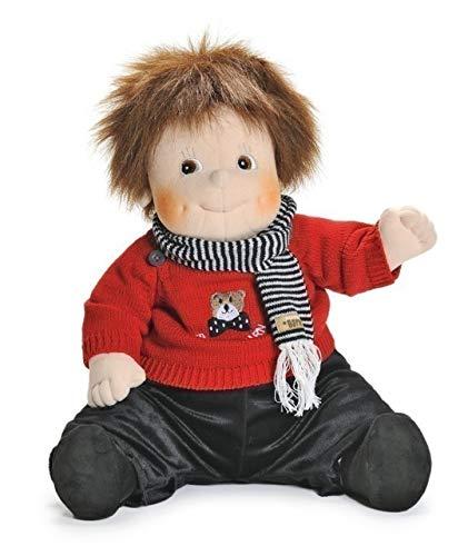 Rubens Barn 20013–31550cm Original Emil Soft Puppe mit Teddy Kleidung