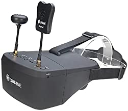 EACHINE EV800D FPV Goggles with DVR 5.8G 40CH 5 Inch 800×480 Diversity Video Headset..