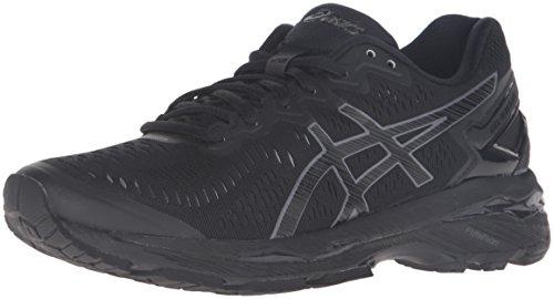 Zapatillas de running Asics Gel-Kayano 23 para mujer, talla 35,5, color Negro, talla 37 EU