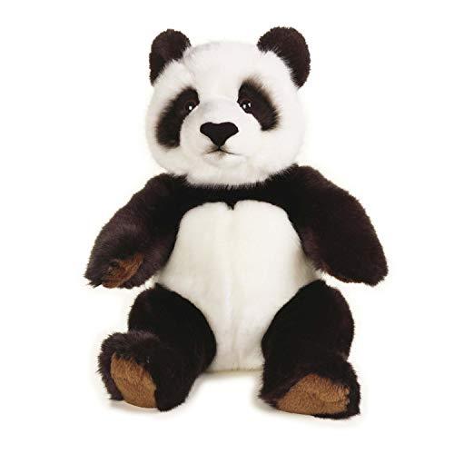 Venturelli- Peluche National Geographic Orso Panda Ngs Animale Bosco Peluches Giocattolo 460, Multicolore, 8004332707738