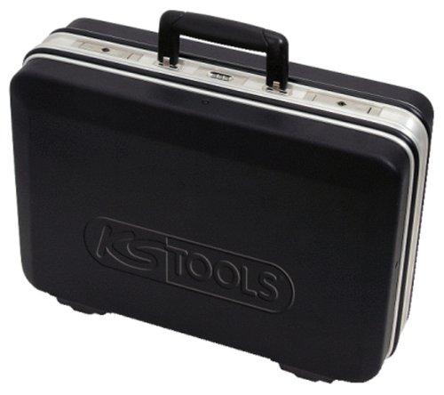 KS Tools 850.0560 ABS gereedschapskoffer met aluminium frame, 460 x 310 x 180 mm