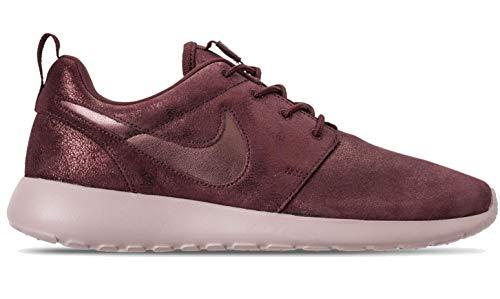 Nike Women's Roshe One Premium Training Shoes, Purple/Gold, Size 6.0