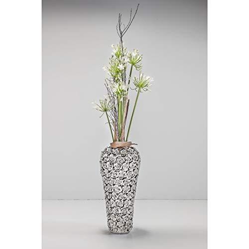 Kare Design Vase Rose Multi Chrom Big