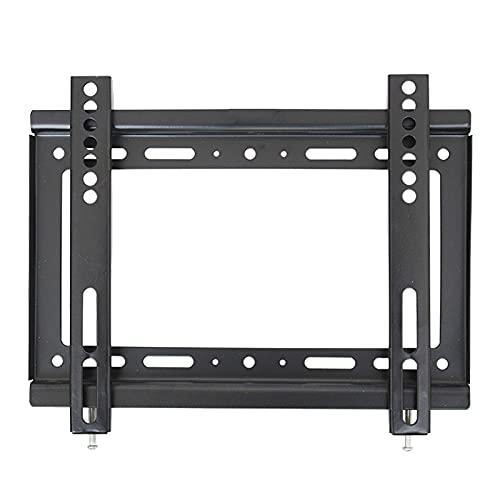 YUHUA Soporte de Pared para TV Soporte de Montaje en Pared Universal para Pantalla LED LCD de 17-43 Pulgadas Monitor Ajustable en Altura Pared Retráctil para Soporte de TV