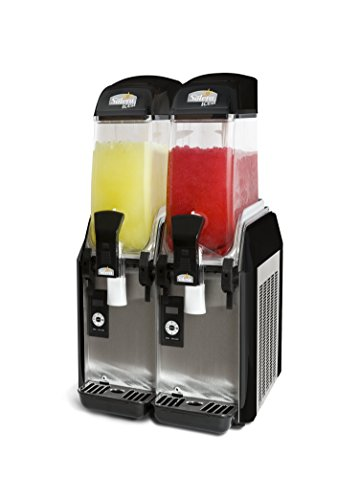 Solera Granizadora Eco D-224,(Profesional), digital, 2 depósitos para hacer 24 Litros de granizados, cócteles y sorbetes, te regalamos 2 Brik (5 litros de granizado/cóctel o 3 de sorbete). 1 Dispensador de cañas (100 ud) …