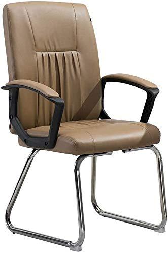 Silla de Juego Silla de Carreras Silla de juegos de cuero de silla, silla de escritorio de computadora ergonómica de mediana espalda, silla de escritorio de arco de lazo para piezas de videojuegos par