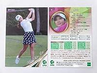 エポック 日本女子プロゴルフ協会2020■レギュラーカード■19/イ・ボミ ≪EPOCH 2020 JLPGAオフィシャルトレーディングカード≫