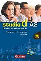Studio d: Unterrichtsmaterial A2 interaktiv auf DVD-Rom