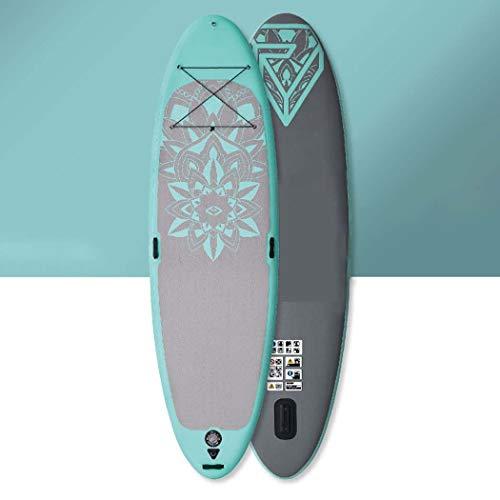Tabla de surf de espuma para principiantes, grandes tablas de surf par