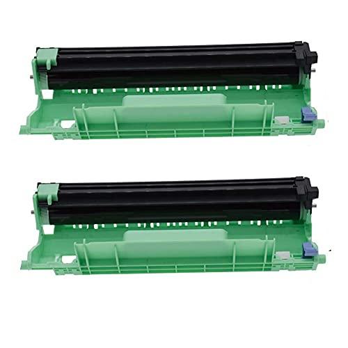 SVUZU Unidad de Tambor Compatible de Repuesto para Brother DR-1000, Compatible con HL-1110 HL-1110R HL-1112 HL-1112R MFC-1810 MFC-1810R MFC-1815 DCP-1510 DCP-1510R Unidad de Tambor-2 neg