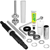 OCTOPUS AP5325033 & AH3503307 W10435274 Bearings Washer Tool Kit for Washers Includes Shaft, Washers, Bearings Seals Replacements Washer Tubs Shaft Repair Kits AP5325033 AH3503307 W10435274 – 15pc Kit