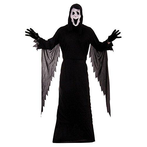 Scream Halloween Costume - Adult one size (disfraz)