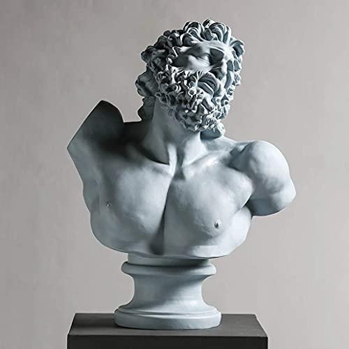 Statua del Giardino, Ornamenti di Fata dei Fiori Scultura di Angelo in Resina, Artigianato di arredo...